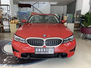 华晨宝马3系 2020款 320i 运动套装