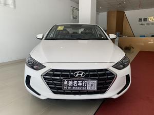 北京现代 领动 2020款 1.5L CVT智炫·精英型