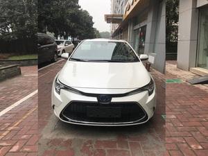 丰田 雷凌 2019款 双擎 1.8H CVT豪华版 国VI