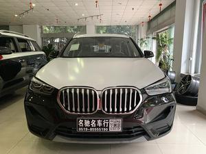 华晨宝马X1 2020款 sDrive20Li 时尚型